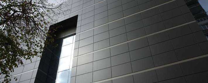 Fasade - Alumil