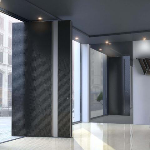 Toplotno izolovana ulazna vrata SD115